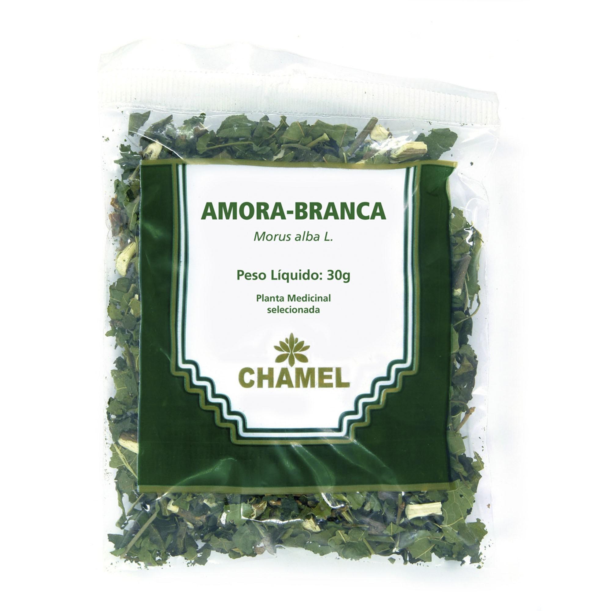 Amora 30g Chamel - Chá-Folhas