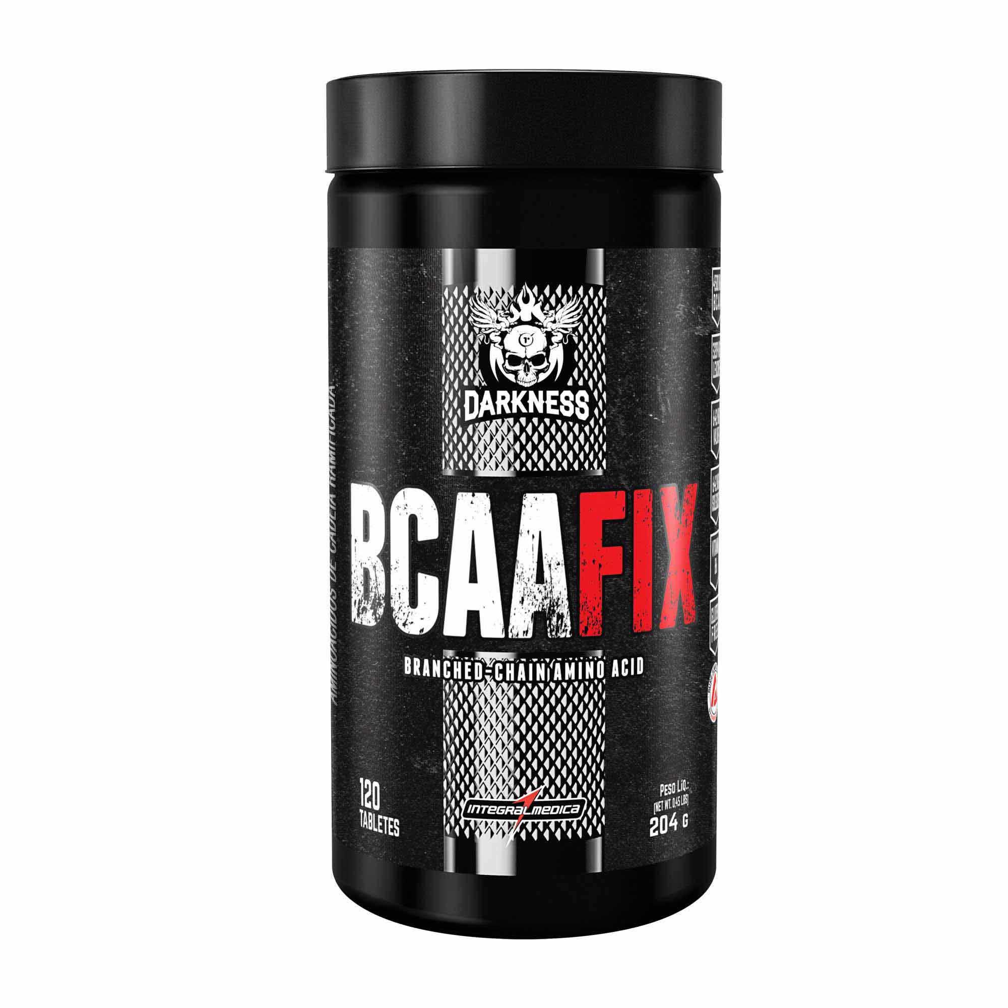 BCAA Fix 4500mg 120 Tabletes Integralmedica