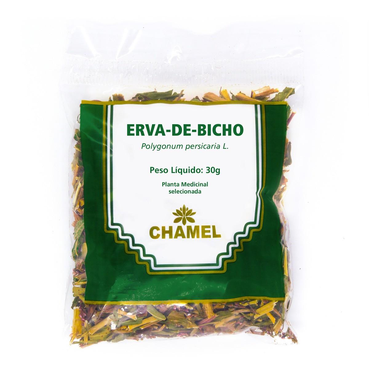 Capim de Bicho 30g Chamel - Chá-Raiz