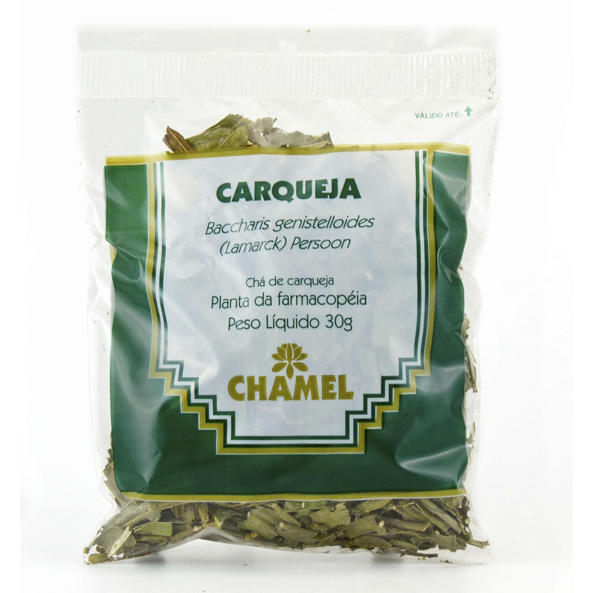Carqueja 30g Chamel - Chá-Folhas