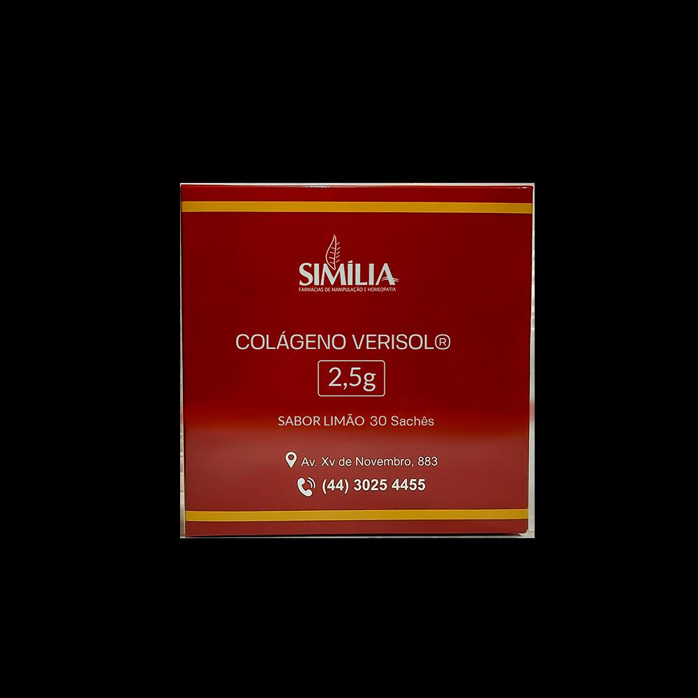 Colágeno Verisol® 2,5g sabor limão 30 Sachês