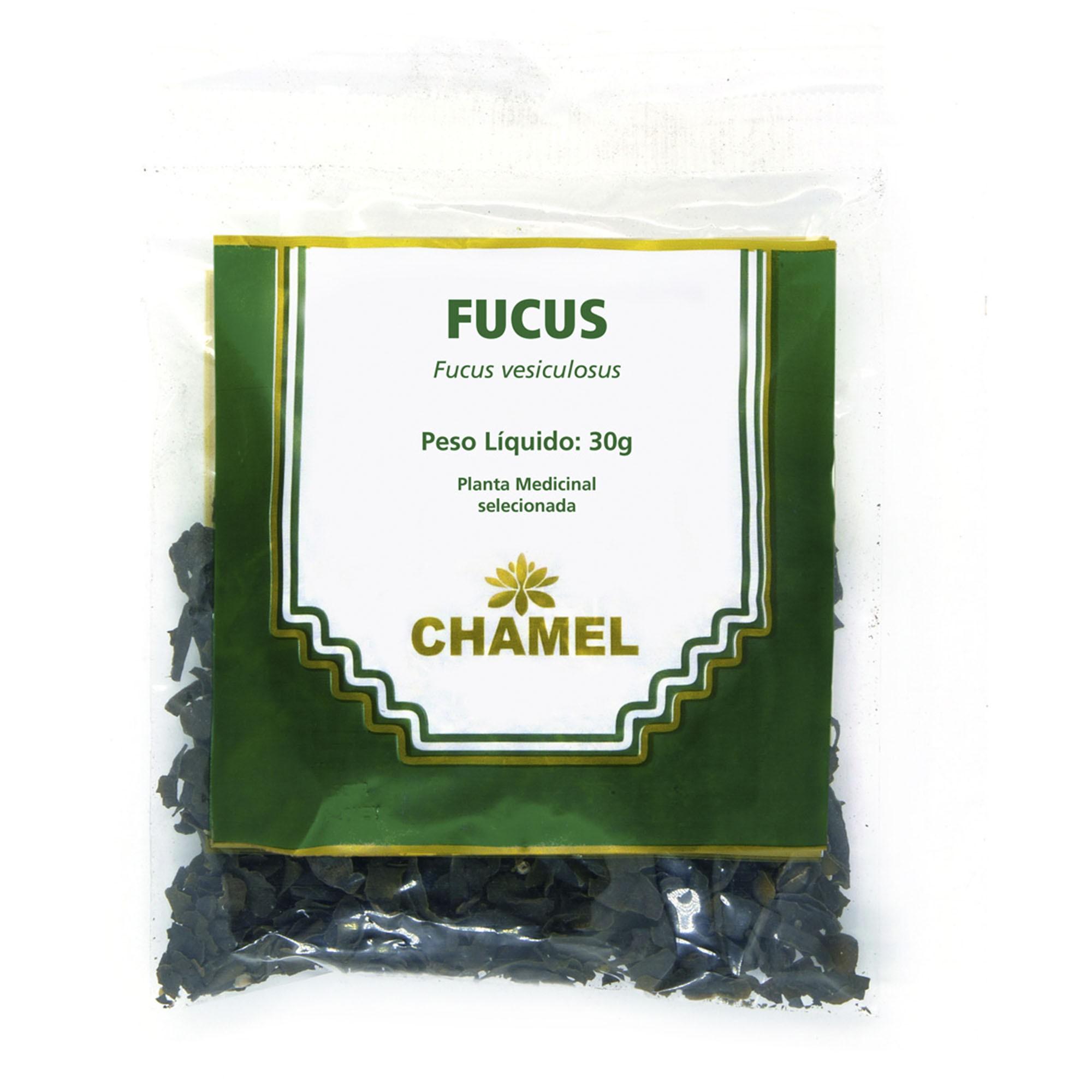 Fucus 30g Chamel - Chá-Talos