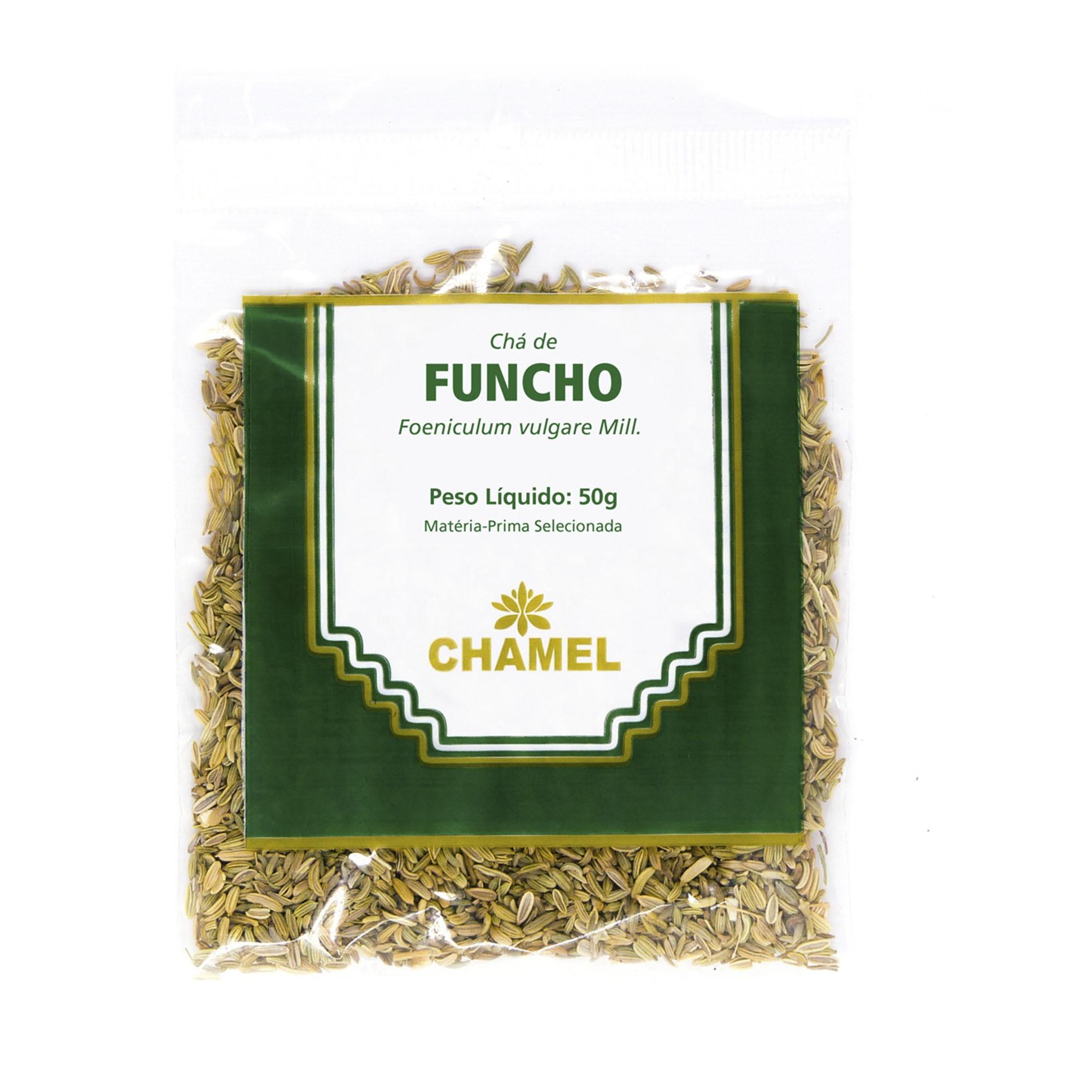 Funcho 50g Chamel - Chá-Sementes