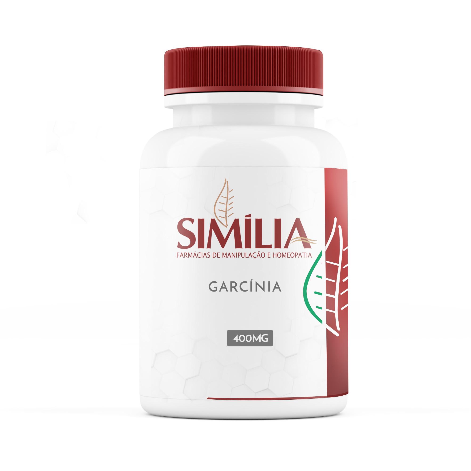 Garcínia  400mg - Extrato Seco padronizado 50% - cápsulas