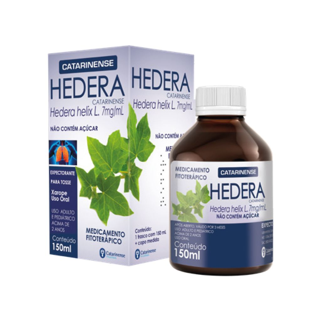 Hedera Helix Xarope - Catarinense 150ml