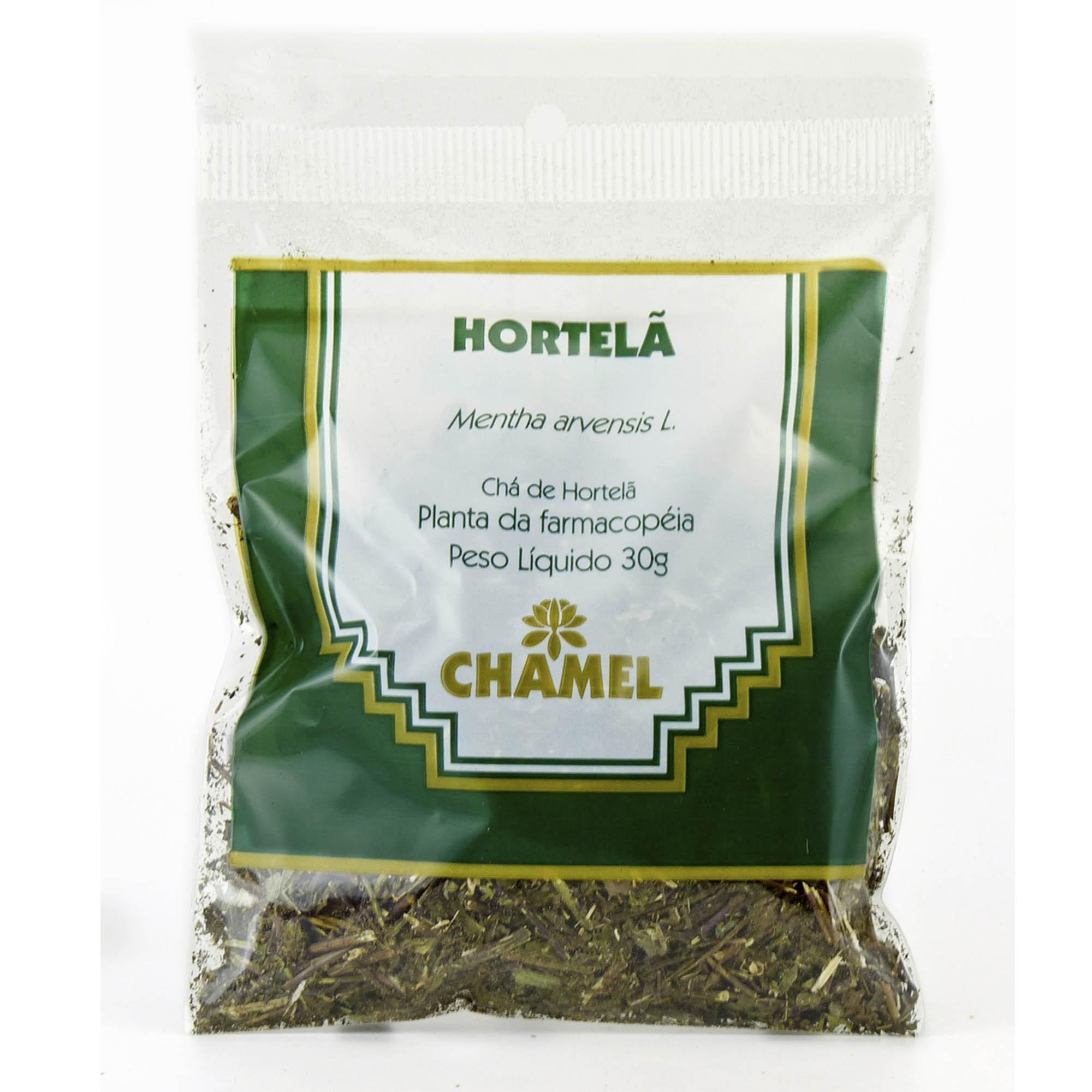 Hortelã Pimenta 30g Chamel - Chá-Folhas
