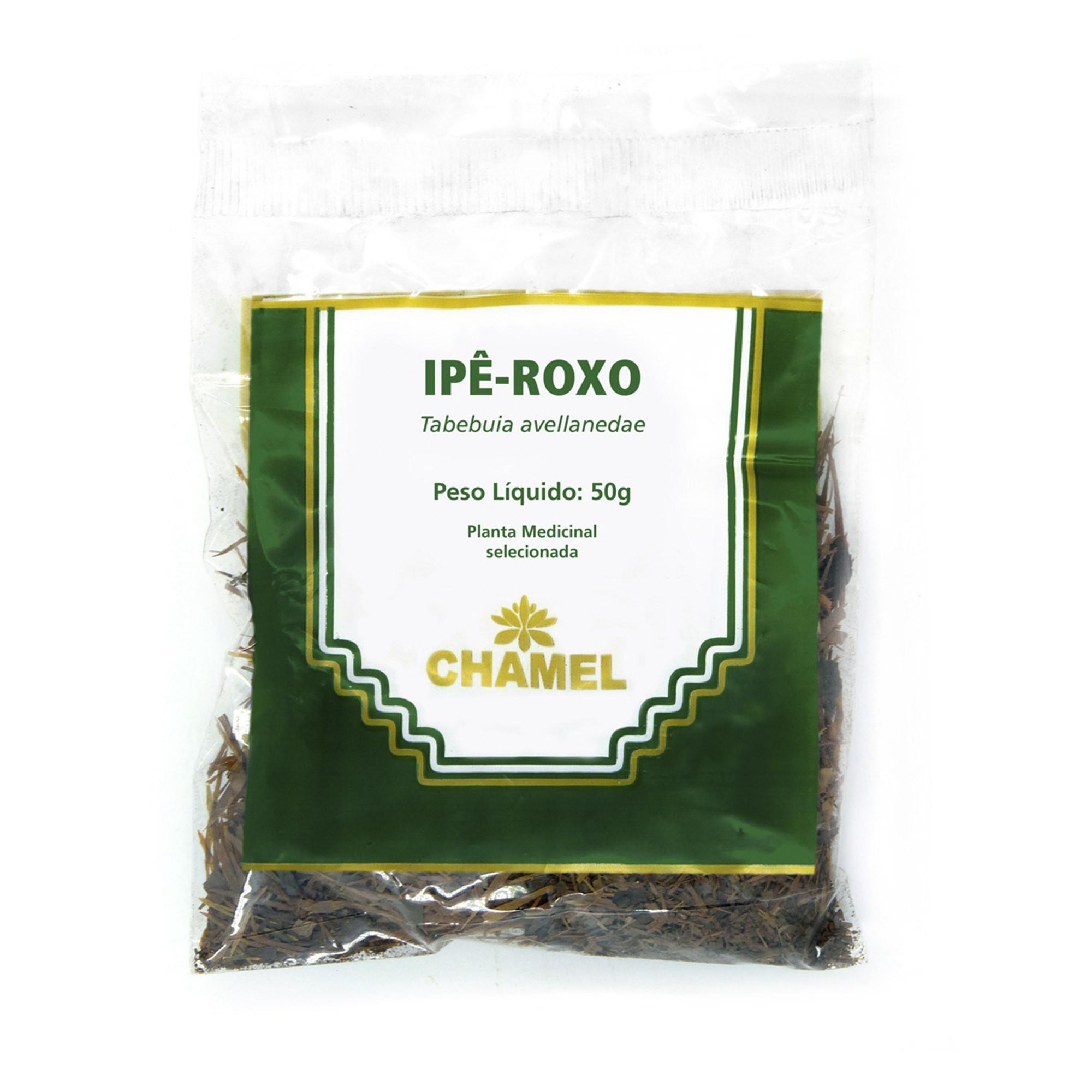 Ipê Roxo 50g Chamel - Chá-Cascas