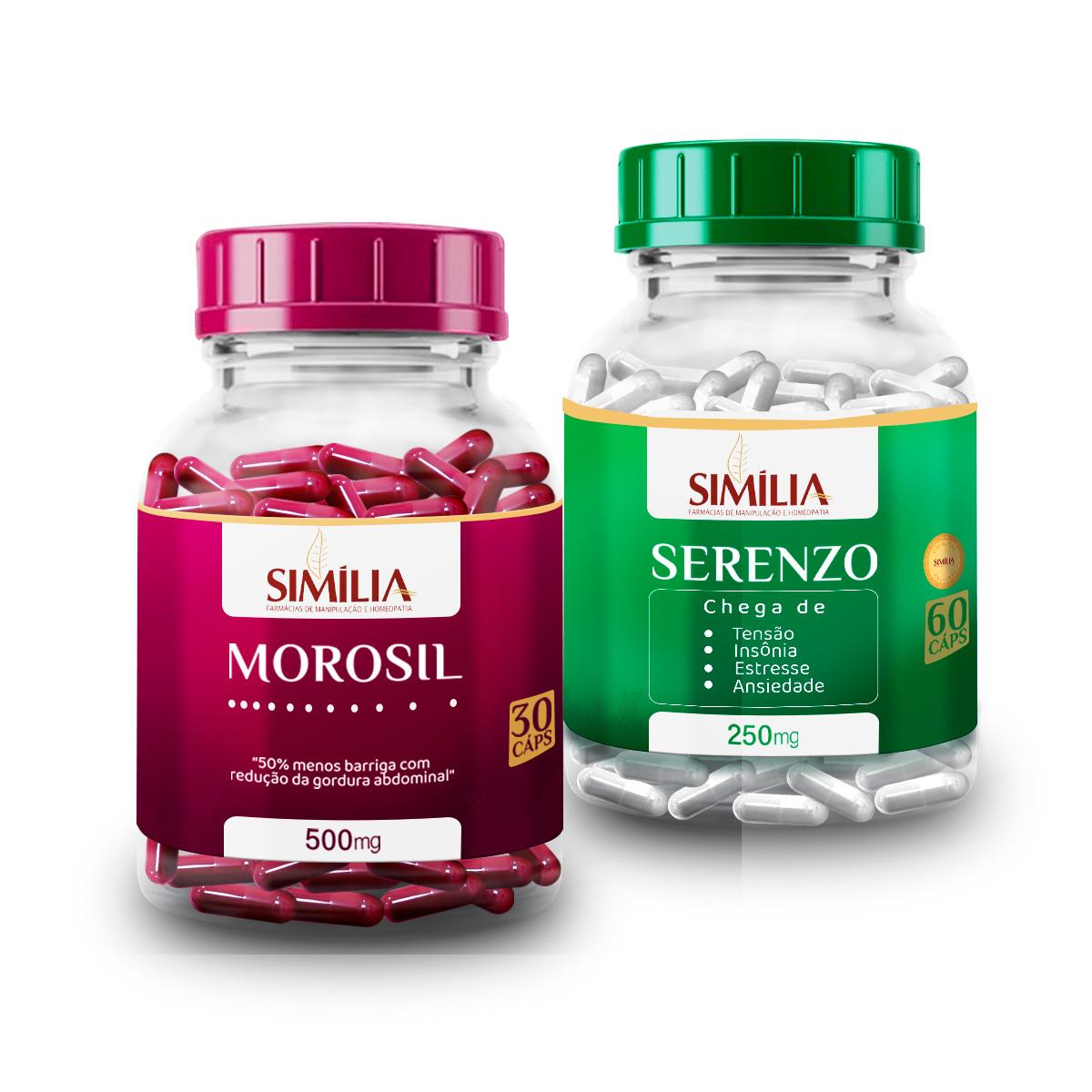 Kit Modelando Sem Estresse - Serenzo+Morosil