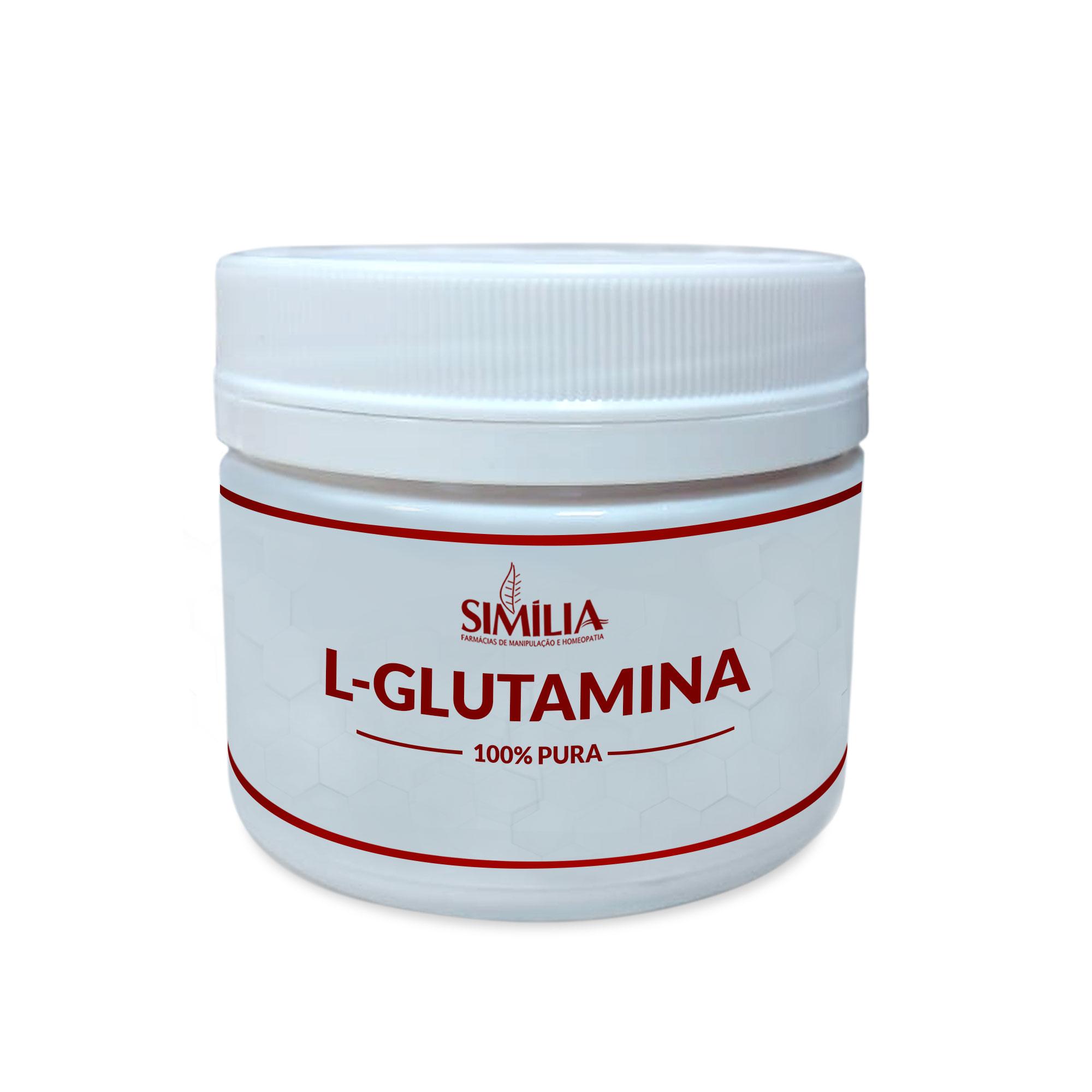 L-Glutamina em pó 150g
