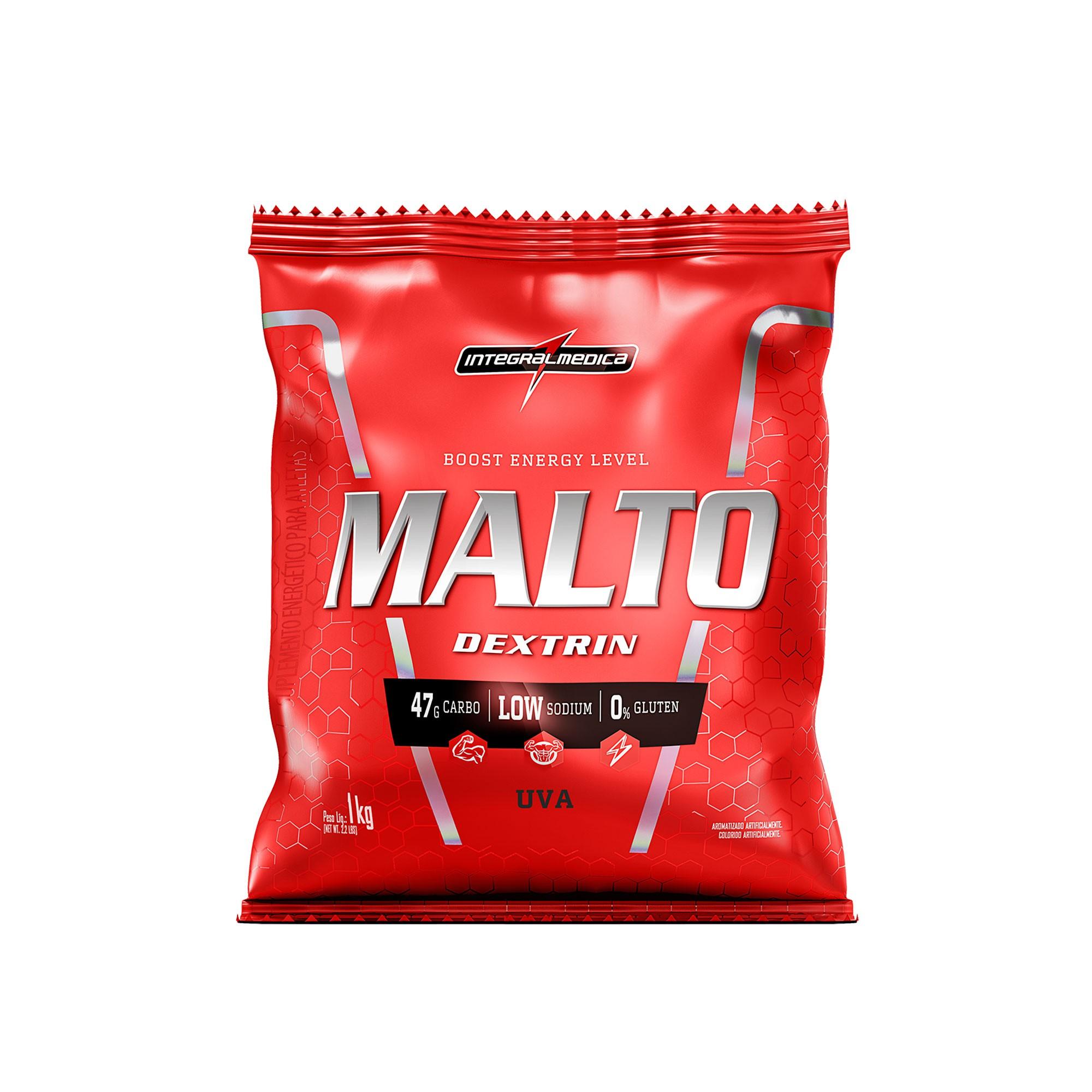 Maltodextrin Uva 1Kg Integralmedica