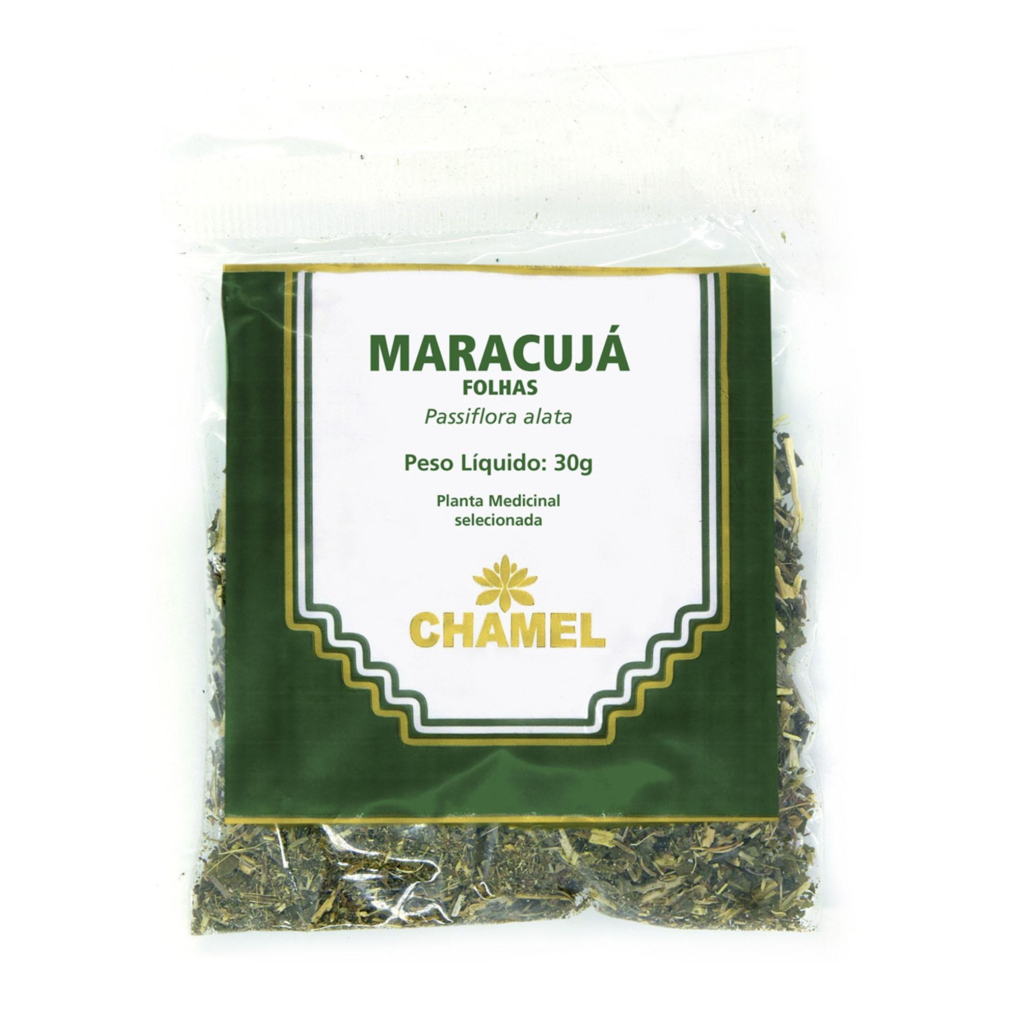 Maracujá 30g Chamel - Chá-Folhas