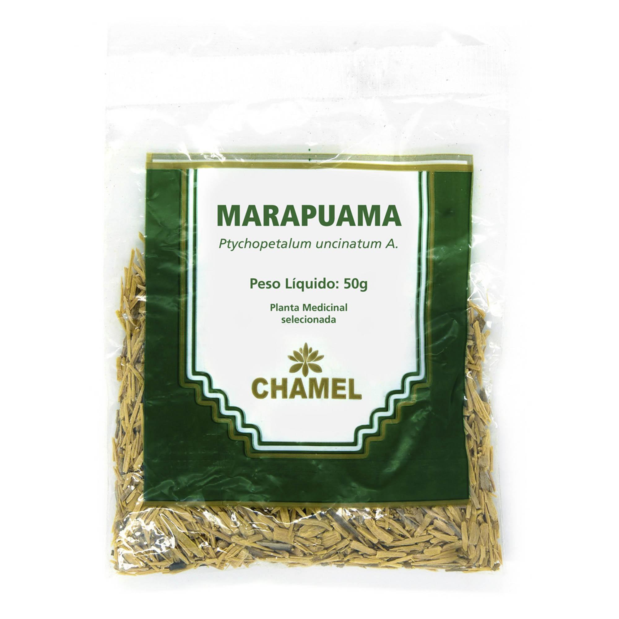 Marapuama 50g Chamel - Chá-Raízes