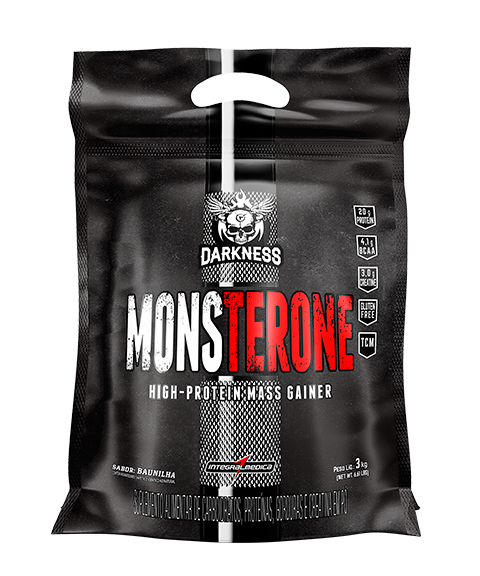 Monsterone Baunilha 3Kg Integralmedica