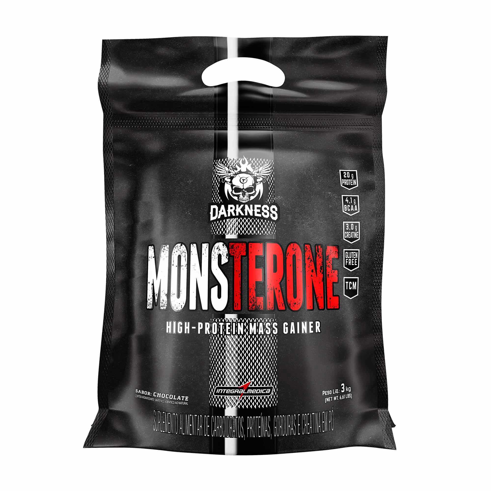 Monsterone Chocolate 3Kg Integralmedica