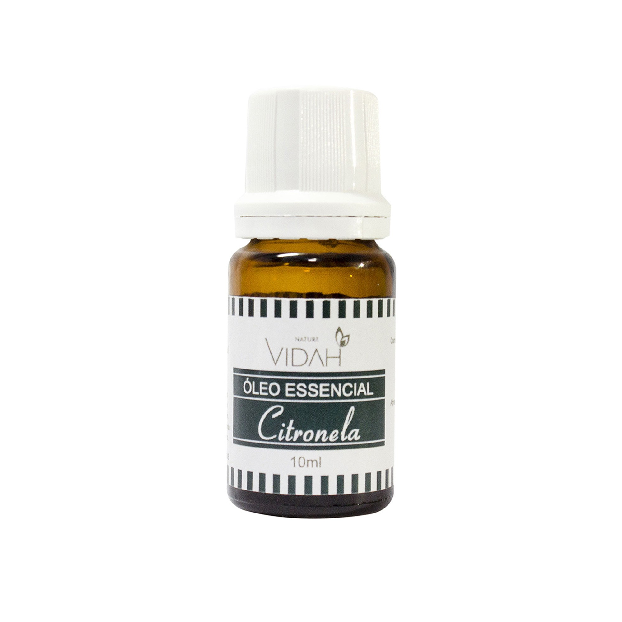 Óleo Essencial de Citronela Vidah - 10 ML