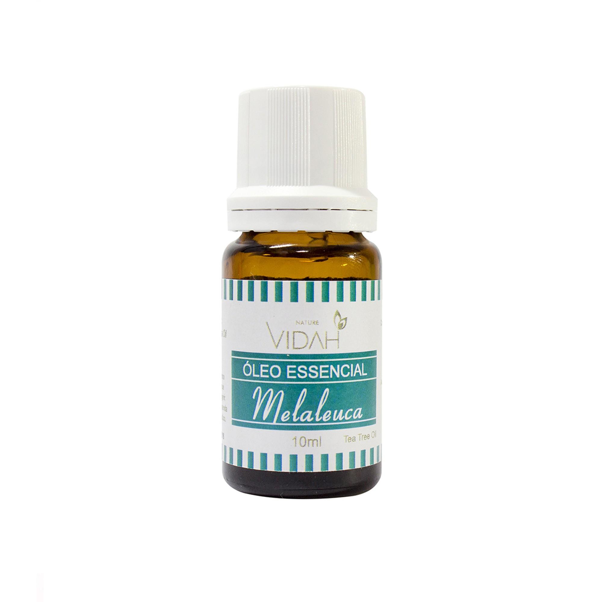 Óleo Essencial de Melaleuca (Tea tree)  - 10 ML