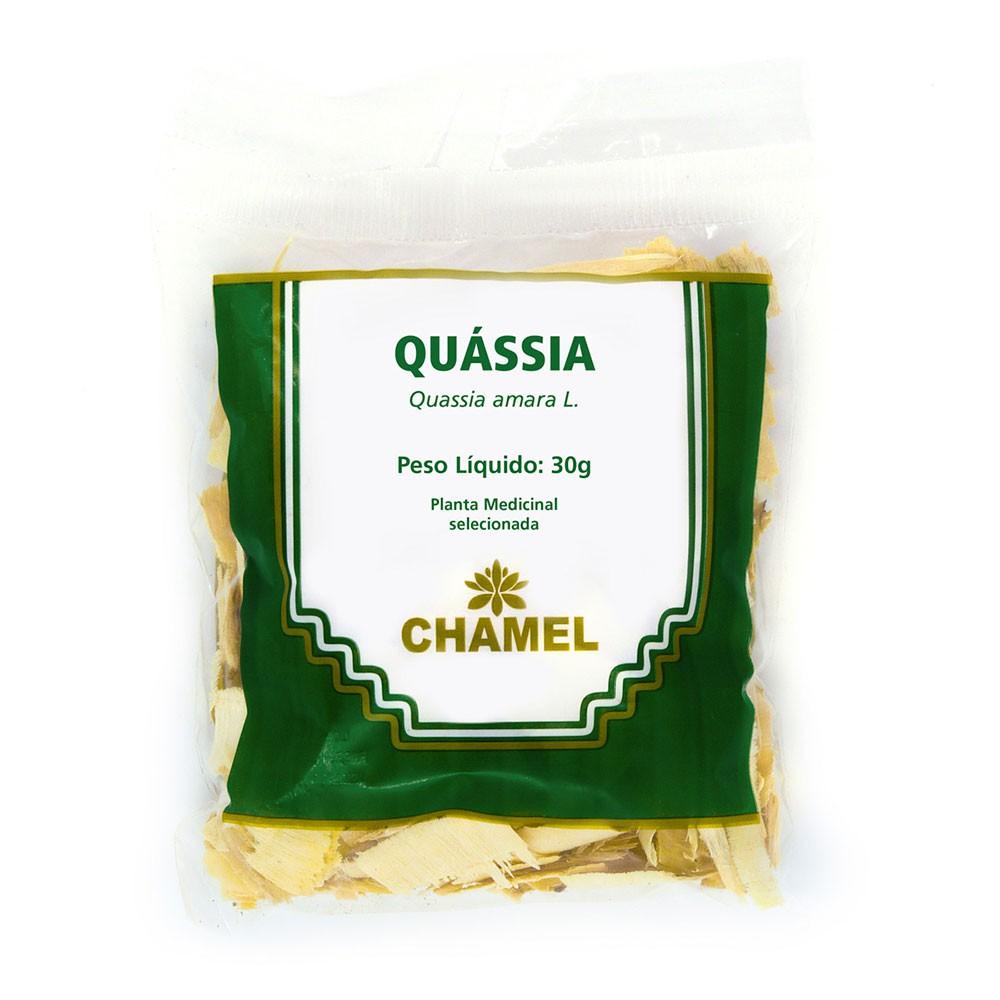 Pau Tenente (Quássia) 30g Chamel - Chá-Cascas