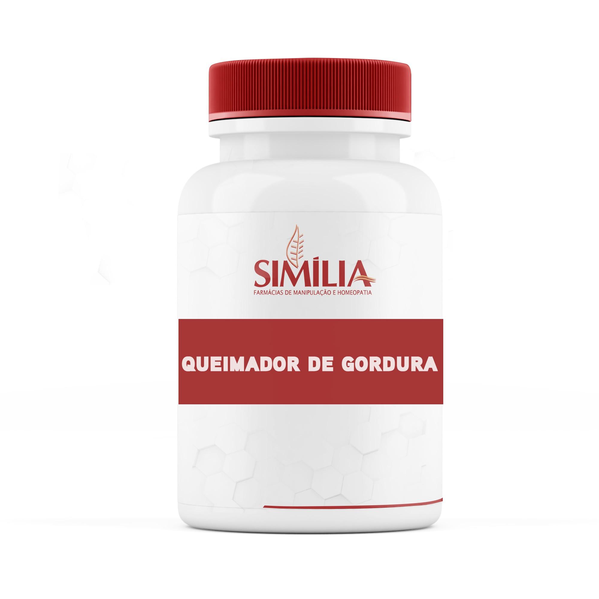 Queimador de Gordura - 60 cápsulas