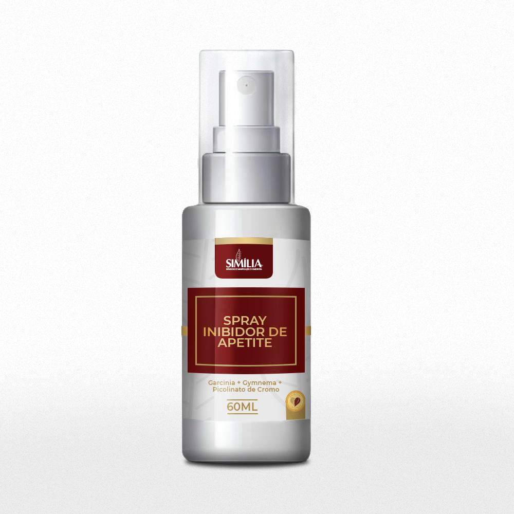 Spray inibidor de apetite  Garcinia + Gymnema + Picolinato de Cromo 60ml