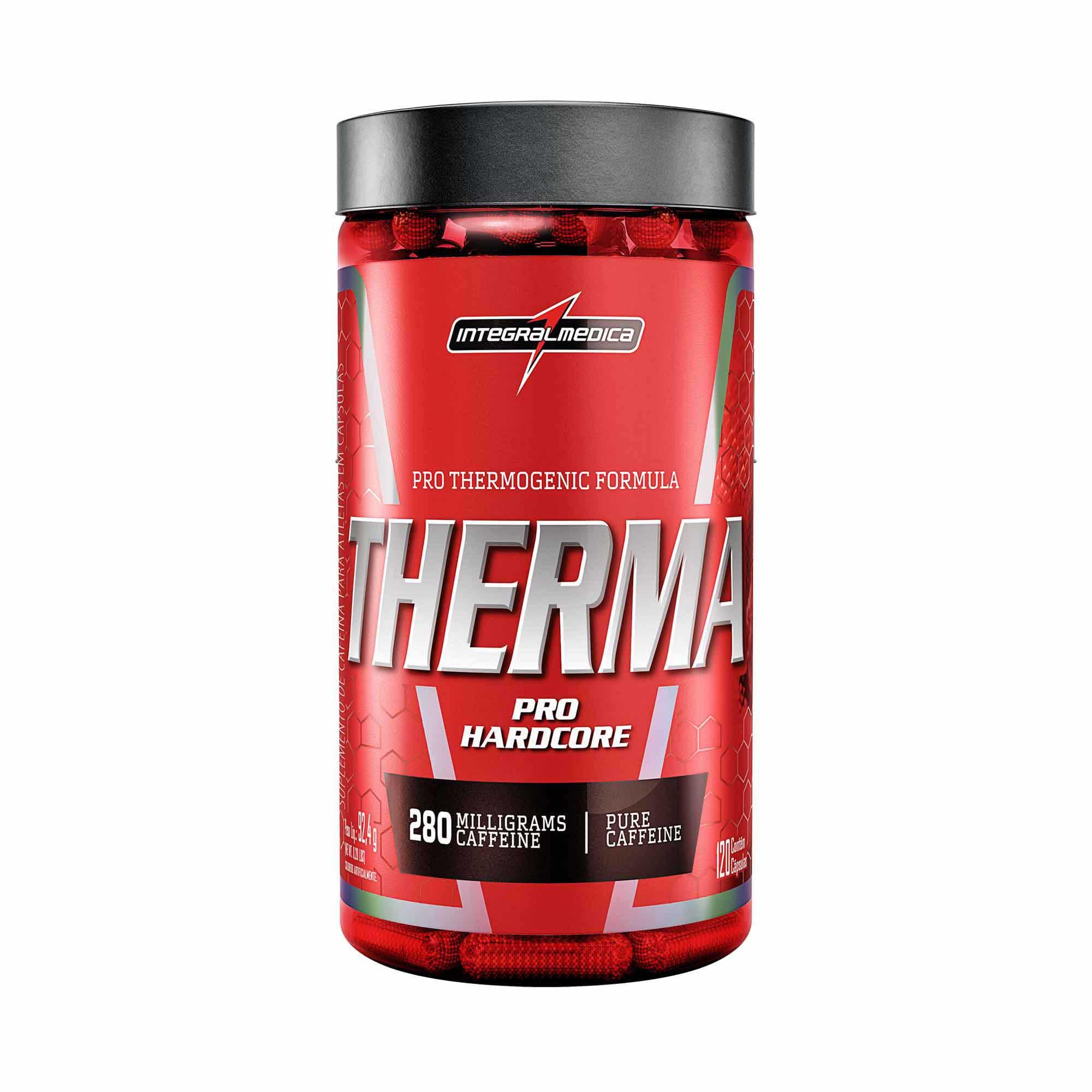 Therma Pro Hardcore 120 cápsulas Integralmedica