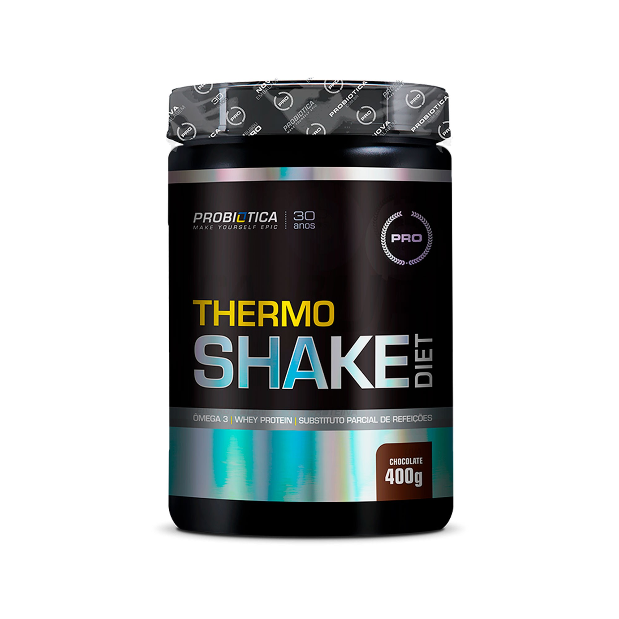 Thermoshake Diet Chocolate Probiotica  400g