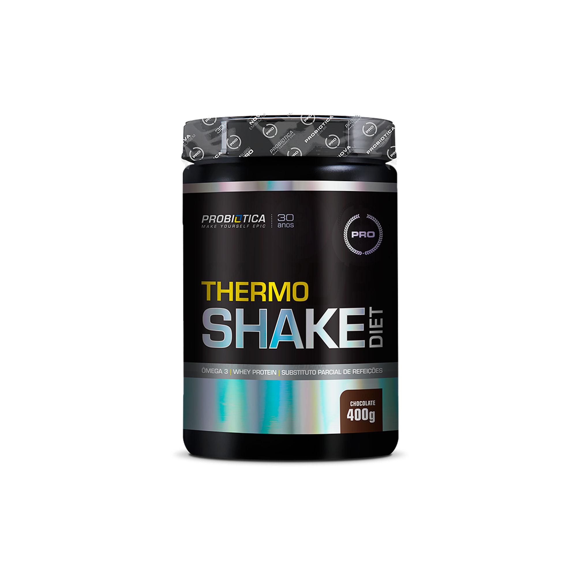 Thermoshake Diet Chocolate Probiotica  400g
