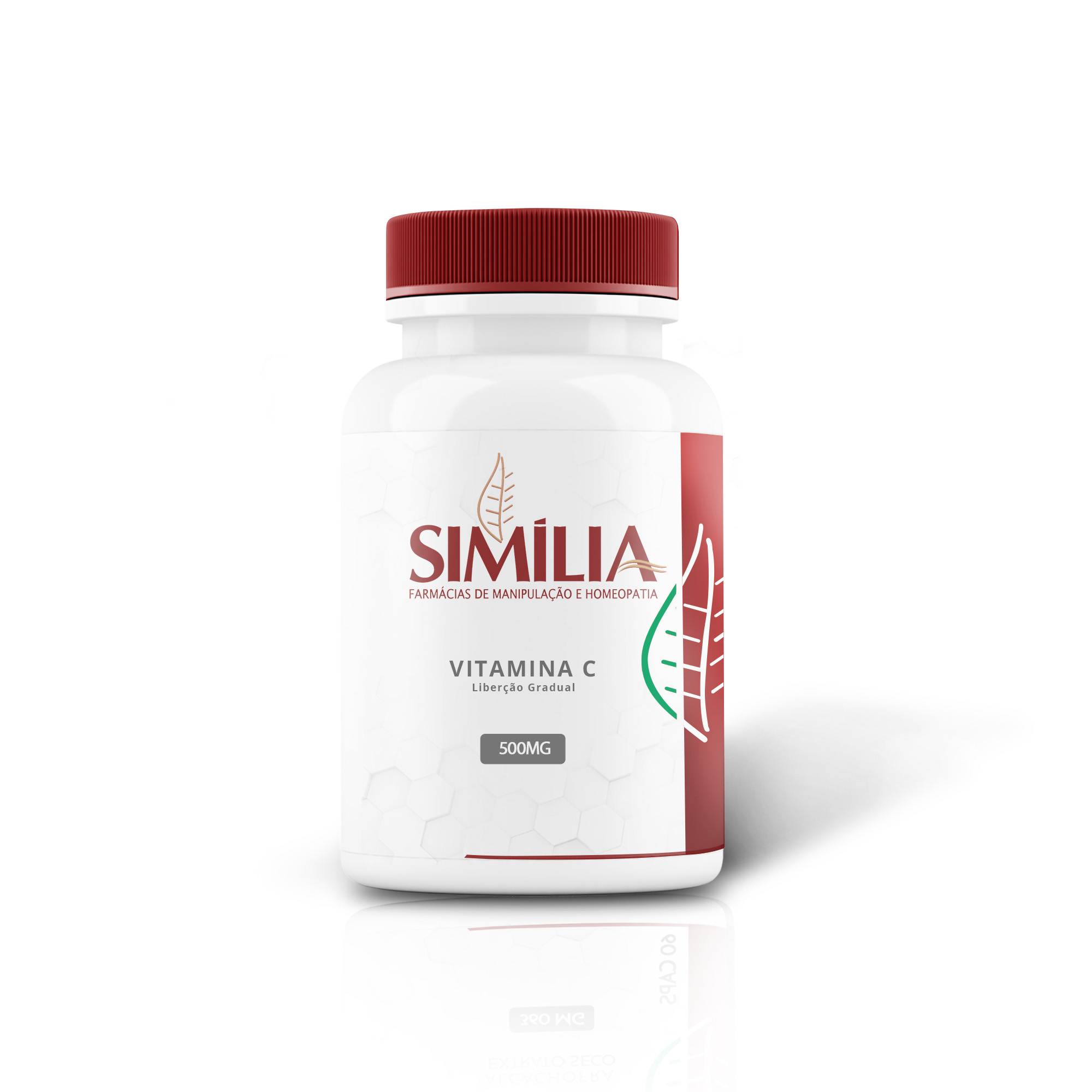Vitamina C Revestida com liberação gradual 500mg