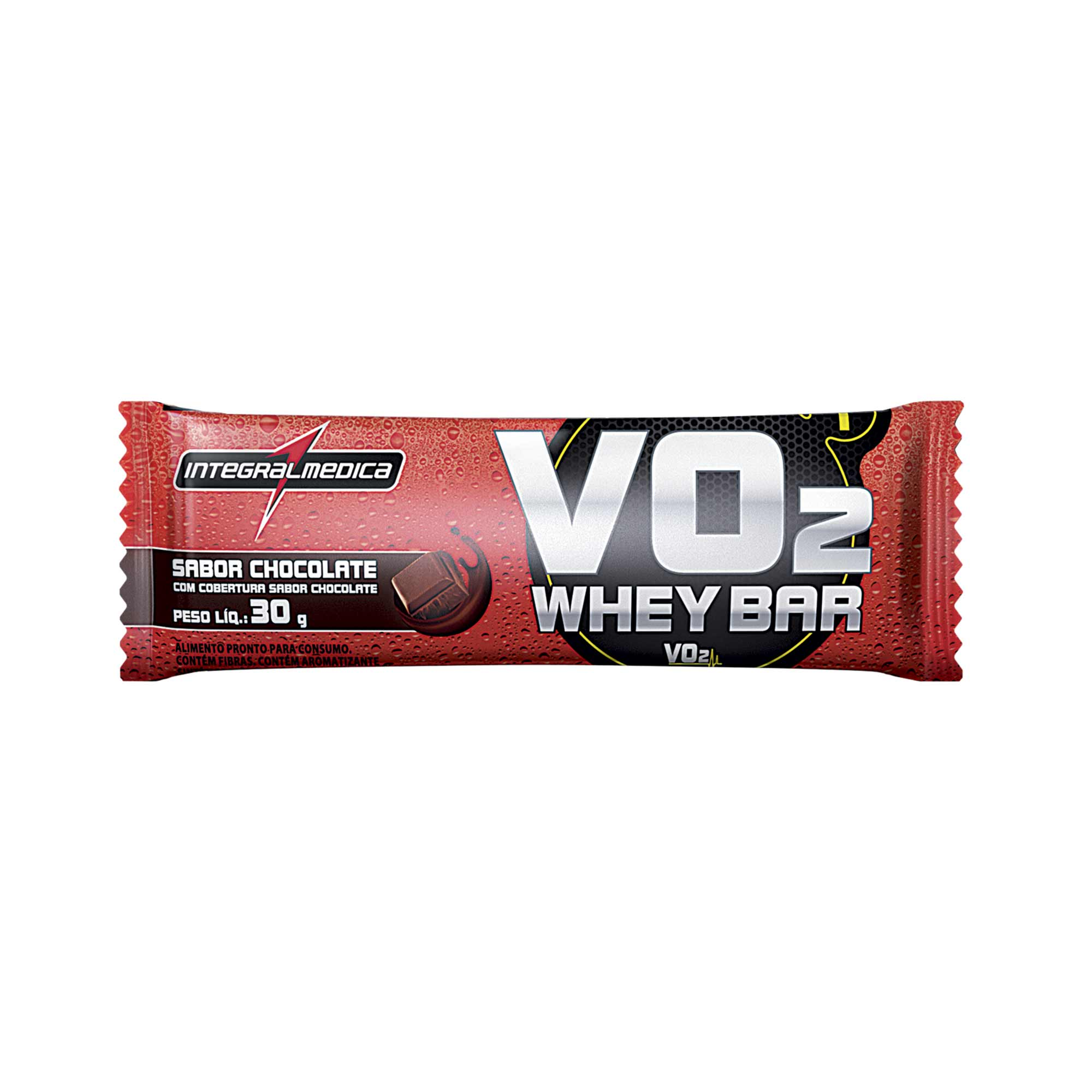VO2 Barra Proteica Chocolate 30g Integralmedica