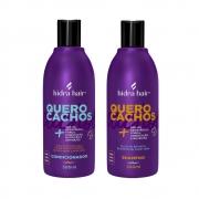Kit Shampoo + Condicionador Sem Sulfato- para cabelos cacheados 2, 3 e 4 ABC