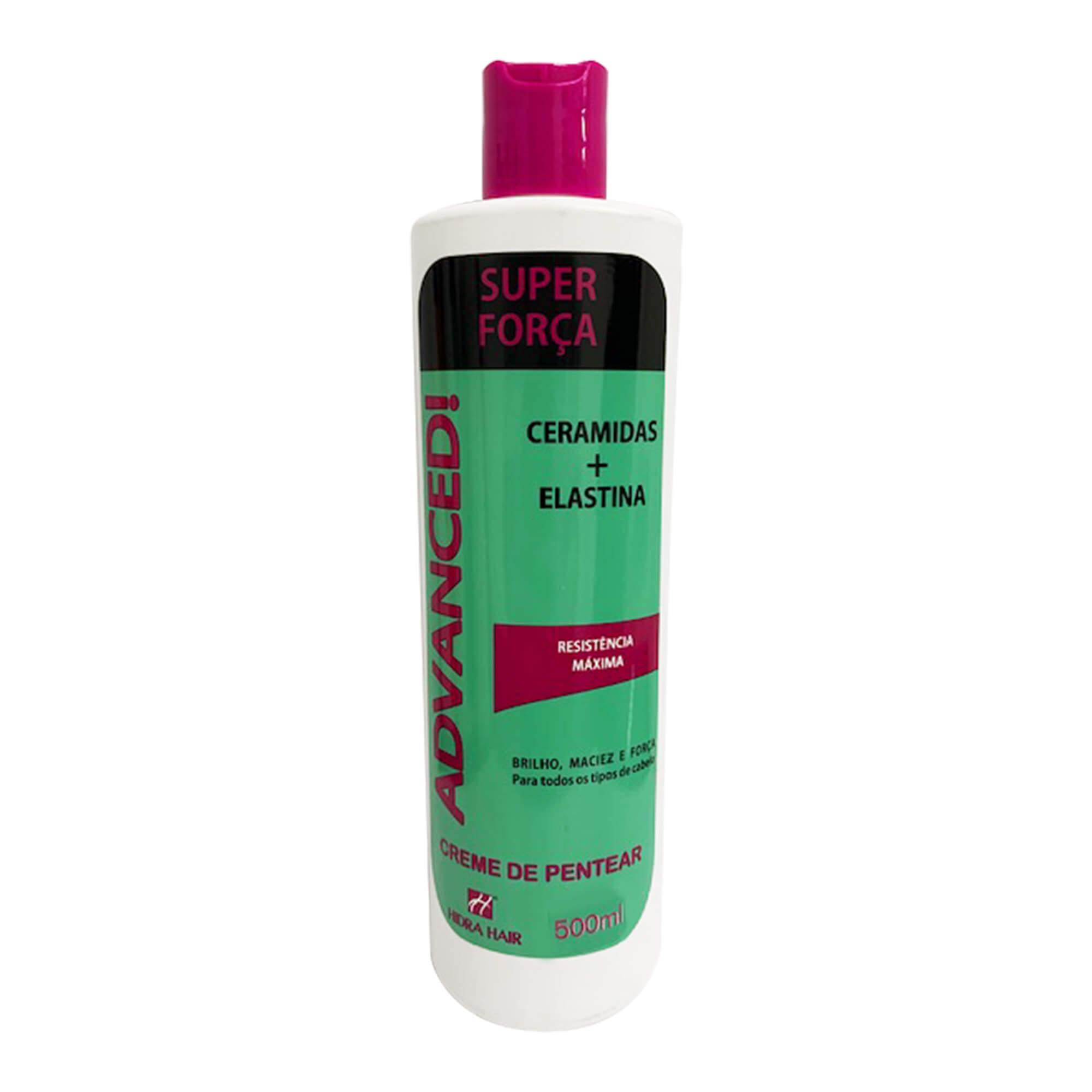 Creme de pentear Advanced Resistência  Máxima 500 ml