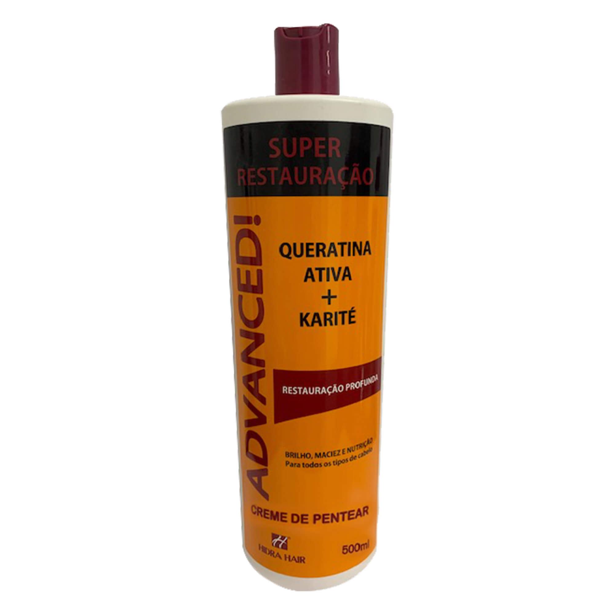 Creme de Pentear Advanced Restauração Profunda 500 ml
