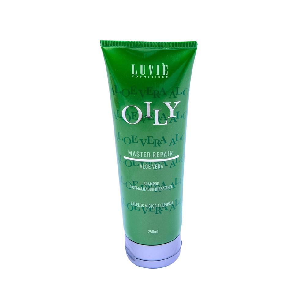 Leave-in Aloe Vera para Cabelos Oleosos 200 ml