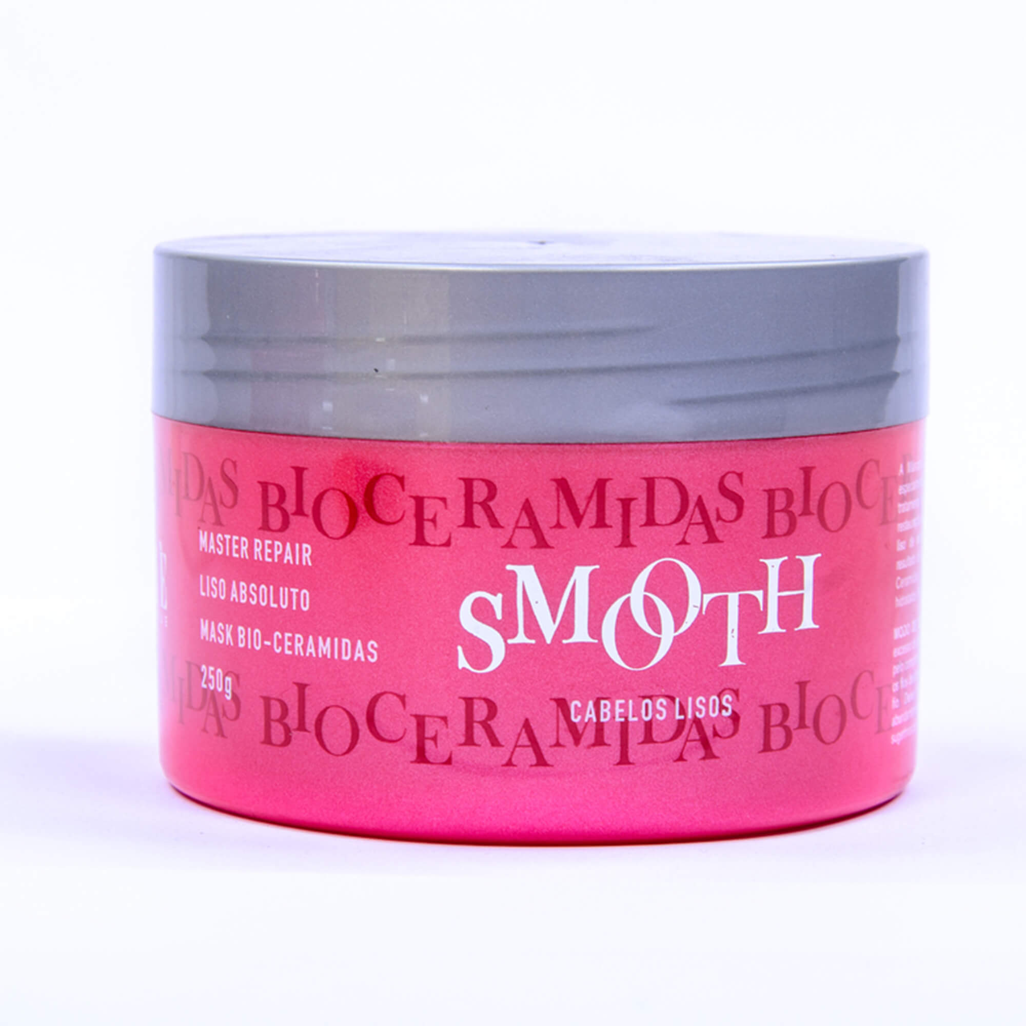 Máscara Bioceramidas para Cabelo Liso 250 gr
