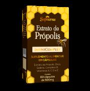 PROPOLIS IMUNICOMPLEX 60 CAPS 500MG - BLISTER