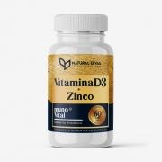VITAMINA D3 + ZINCO