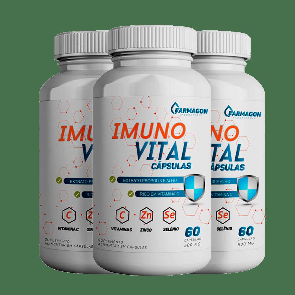 Combo Imuno Vital 3 Unidades