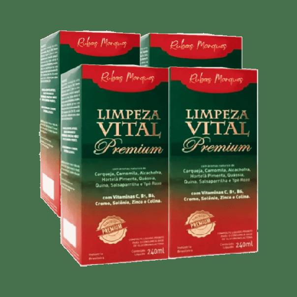 Combo Limpeza Premium 4 UND