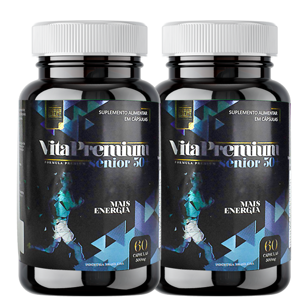 Vita Premium Senior (2 Unidades)