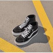 Tênis Vans Filmore HI Black/White