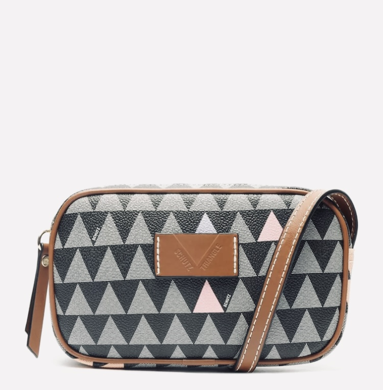 Bolsa Schutz Tiracolo New Mini Kate Triangle