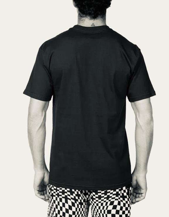 Camiseta Vans Full Patch Preta