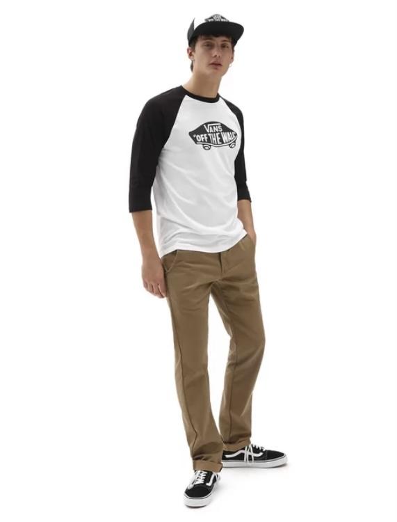 Camiseta Vans OTW Raglan