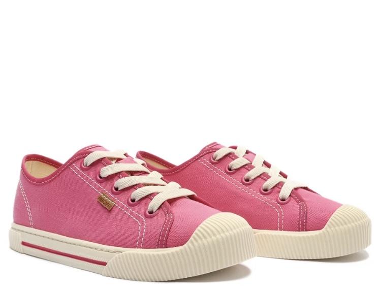 Tênis Anacapri Amarração Rosa Pink Fun