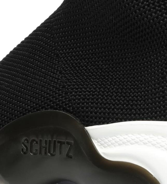 Tênis Schutz Rush Knit Preto