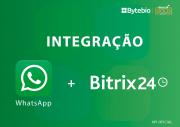 Integração WhatsApp + Bitrix24 (c/ API Oficial)