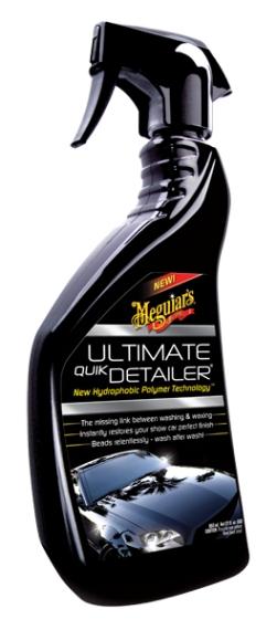 Abrilhantador Ultimate Quik Detailer Meguiars G14422 650Ml