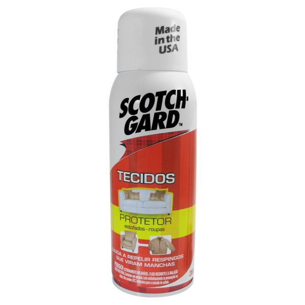 ScotchGard Protetor de Tecidos Spray 3M