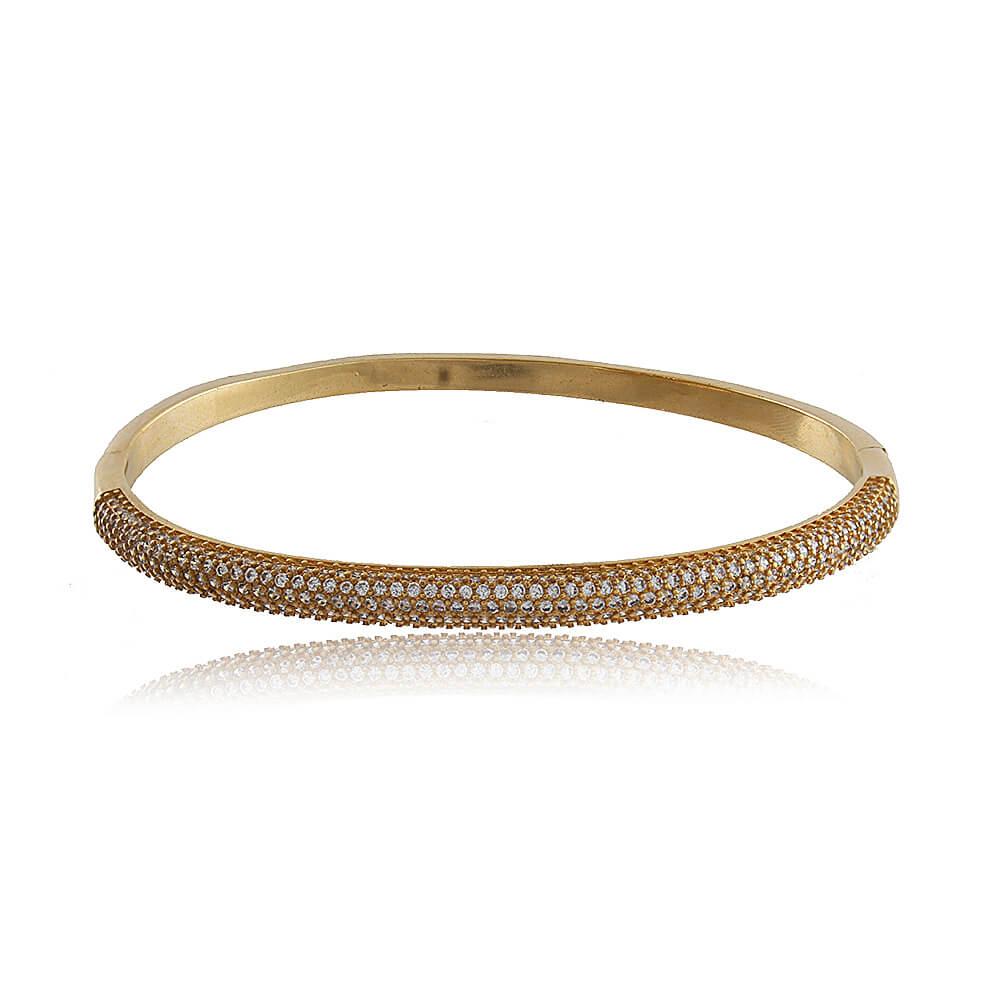 Bracelete Cravejado