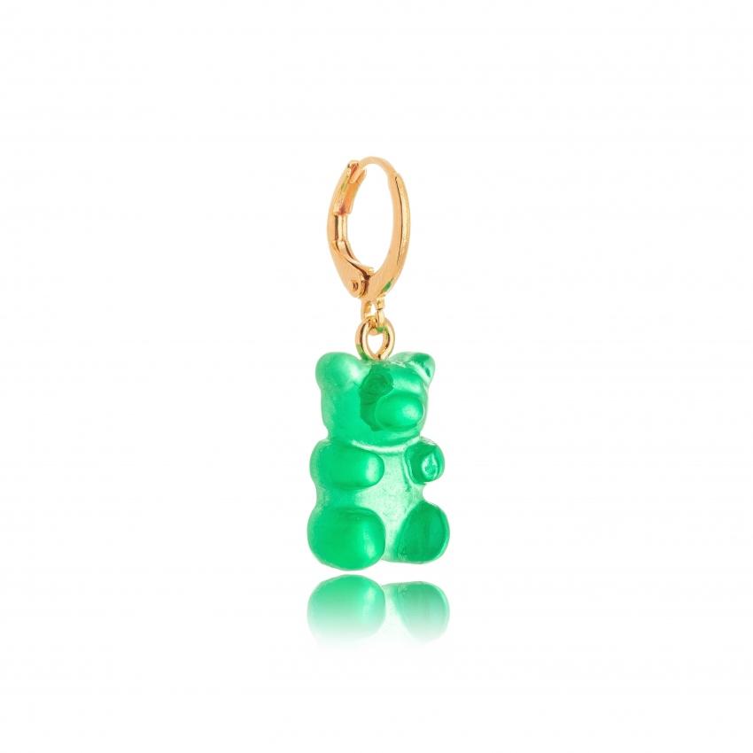 Pingente Ursinho Color - Verde