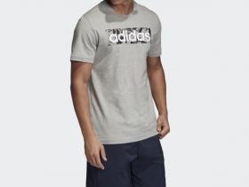 Camiseta Adidas Linear Aop Box